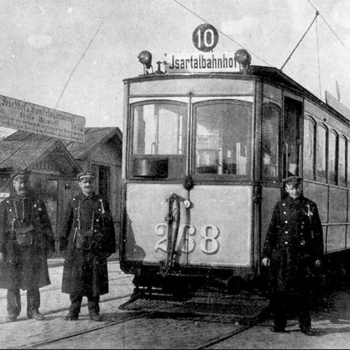Gärtnerei Brandl 1910